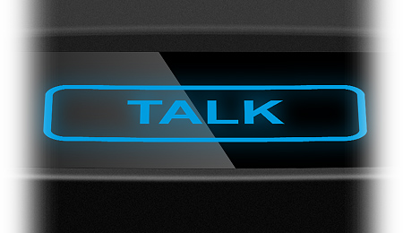 Кнопка «TALK»